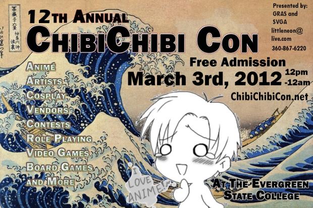 Chibi Chibi Con 2012