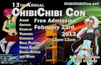 Chibi Chibi Con 2013 Poster