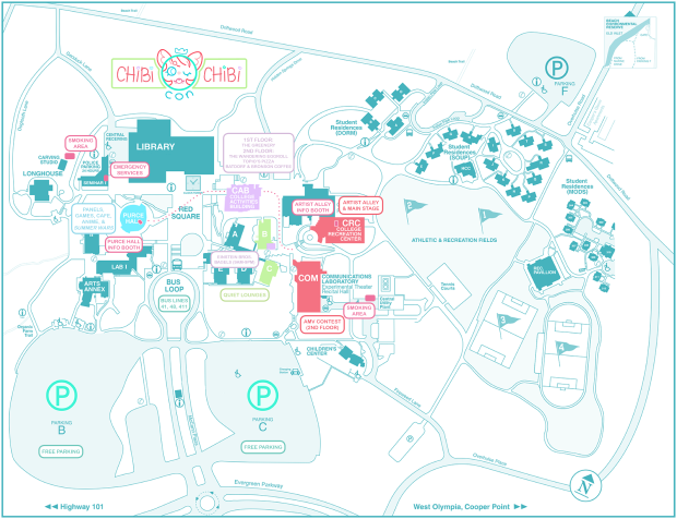 CCC attendee map 3.31.2019